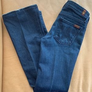 "7 for all mankind ""Flynt"" jeans"
